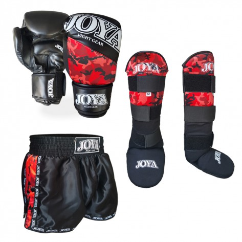 Joya Camo Red Fightset