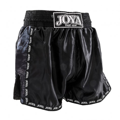 "Joya Kickboxing Short ""Camo Black"""