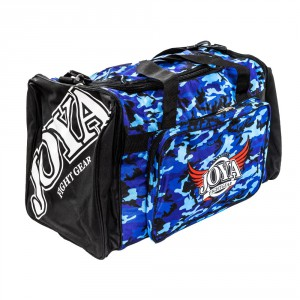 "Joya ""BLUE CAMO"" GYM BAG DIAGONAL"