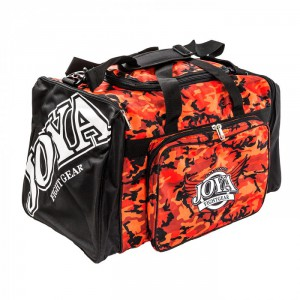 "Joya ""RED CAMO"" GYM BAG DIAGONAL"