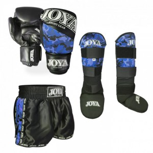 Joya Fightset Camo Series Blue