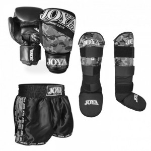 Joya Fightset Camo Series Black