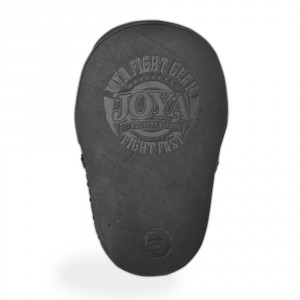 "Joya Focus Pad ""Fight Fast"" Leather Black"