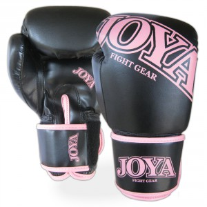 "Joya Kickboxing Gloves ""Top One"" PU Pink"