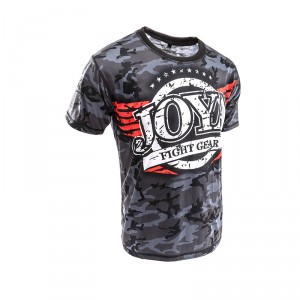 "Joya T-Shirt ""Camo Black"""