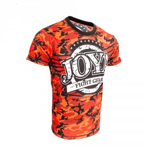 "Joya T-Shirt ""Camo Red"""